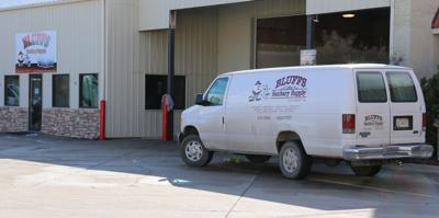 Bluffs Sanitary sells to Ideal Linen