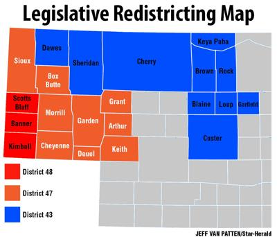 Legislature approves redistricting maps