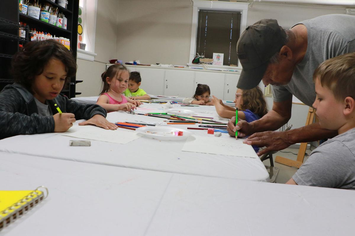 PHOTOS: WNAC Summer Art Program 2019