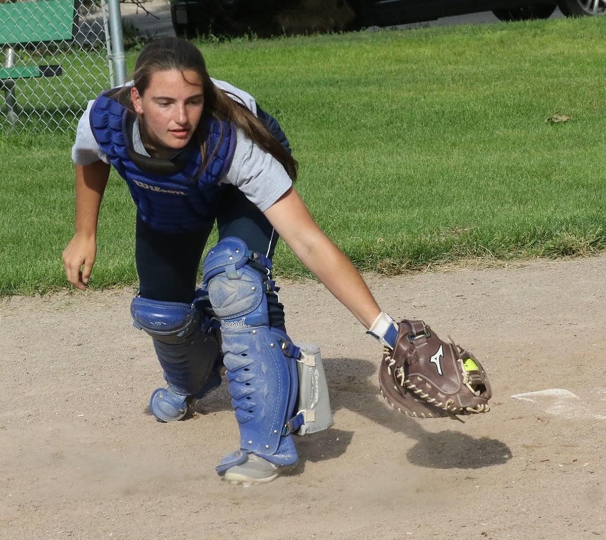 Photos: Gering Softball Practice 8-20