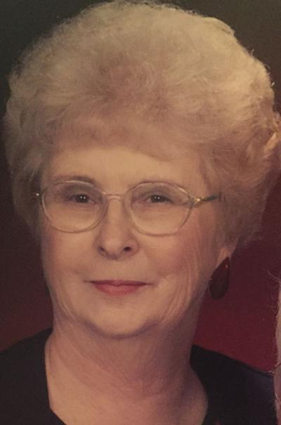 Patricia Ann York Castellaw (Pat)