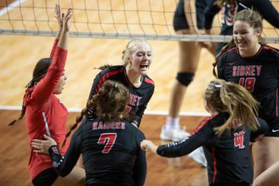 Sidney ends season, falls to Duchesne in Class B state