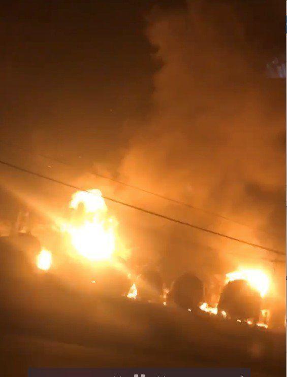 Port Neches Plant Explosion