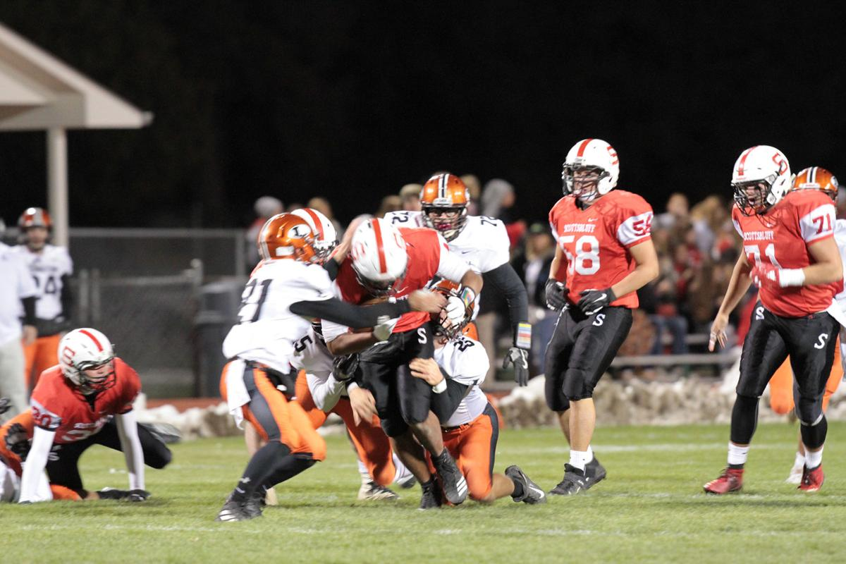 PHOTOS: Scotsbluff-Lexington Football 10-11-19
