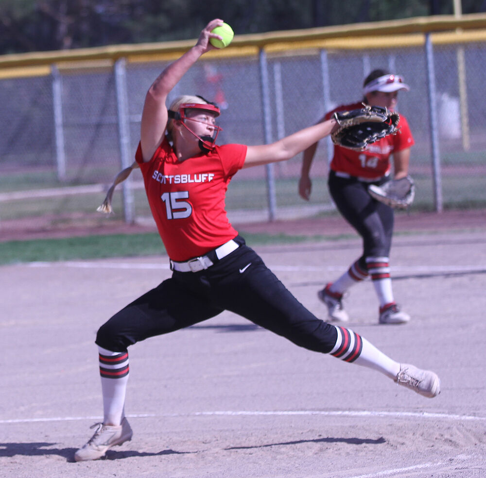 North Platte sweeps Bearcat girls in doubleheader