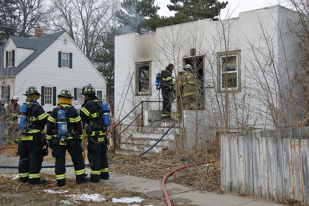 One dead in Gering fire