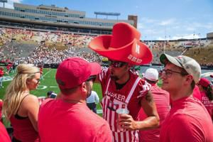 Sea of Red descends on Boulder as Huskers once again take over opponent's stadium