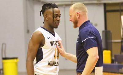 WNCC men's basketball coach Cory Fehringer position immediately