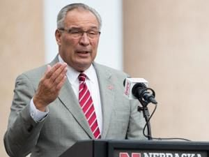 Bill Moos wants Huskers to rise in Directors' Cup standings. This year they won't get the chance