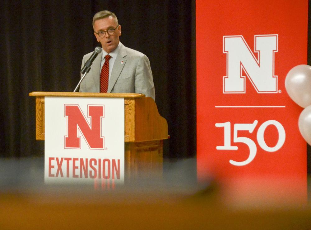 University of Nebraska celebrates 150th birthday at PREC
