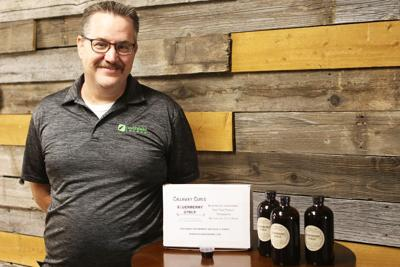 Callaways mix elderberry syrup to prevent influenza
