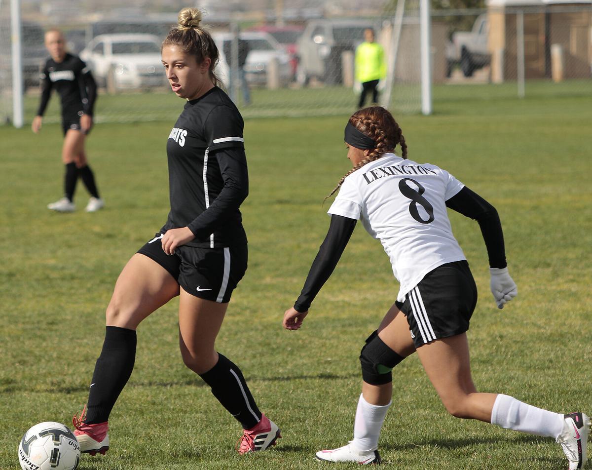 Bearcat girls advance to district final after 2-0 loss to Lexington