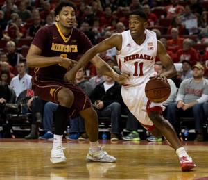 Former Husker Bakari Evelyn transfers to Iowa from Valparaiso