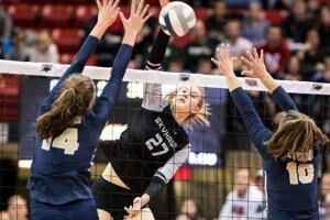 Nebraska volleyball could be compiling the best recruiting class ever. In any sport