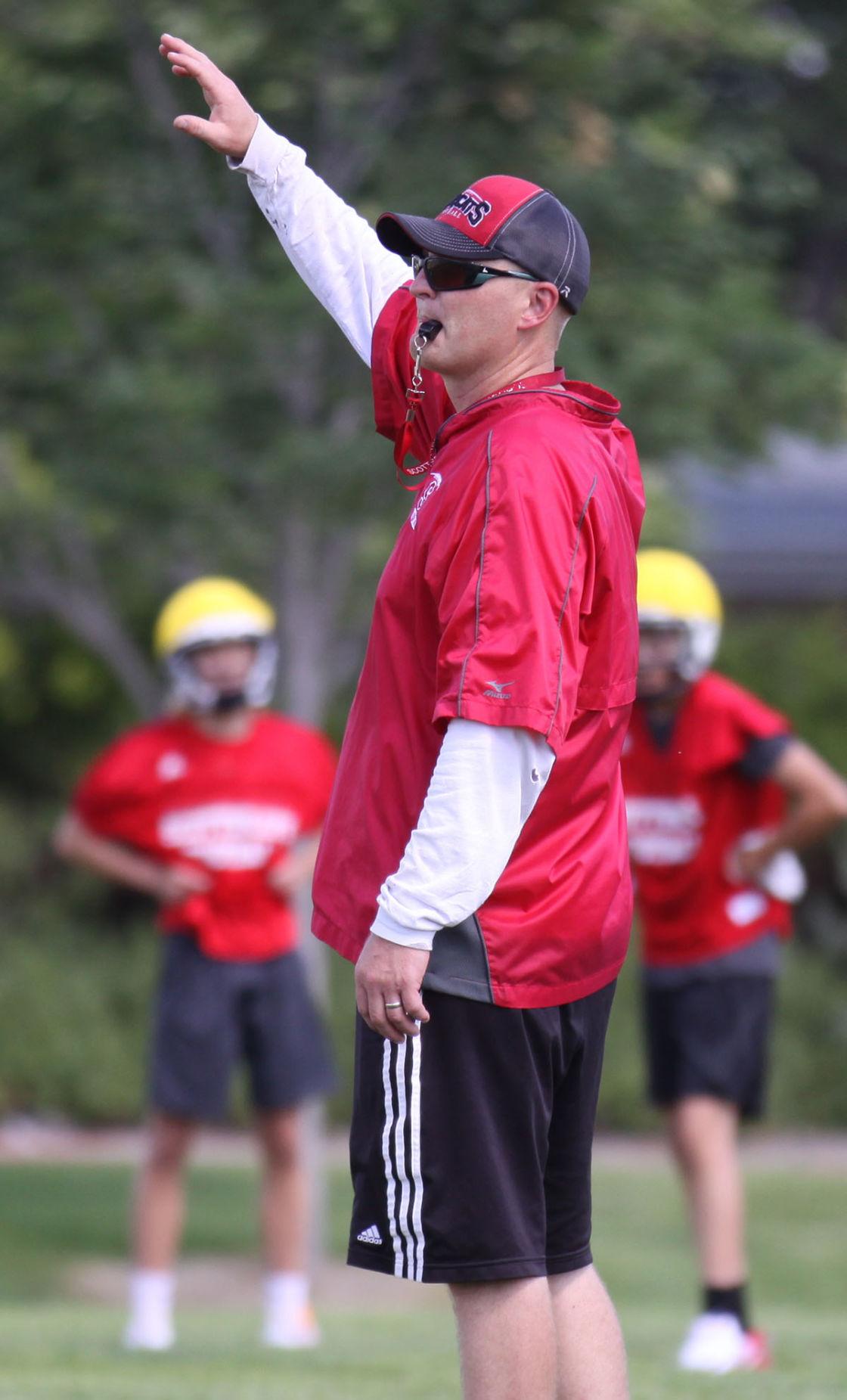 Photos: Scottsbluff Football Practice 8-13