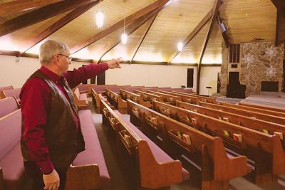 Churches grapple with increasing security, while continuing mission of worship