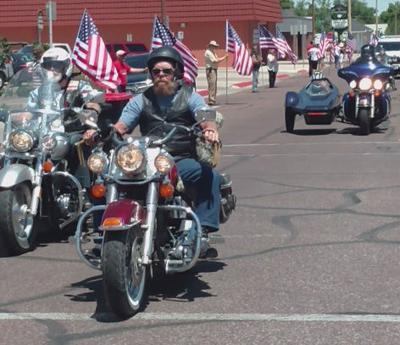 11 Panhandle veterans to travel to Washington D.C., honor guard to escort veterans