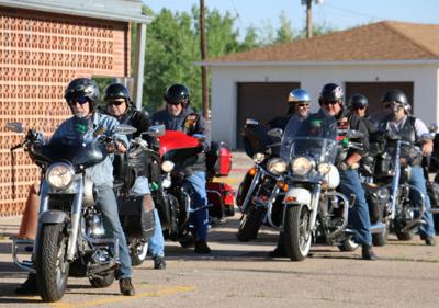 Cirrus House hosts Pony Express ride
