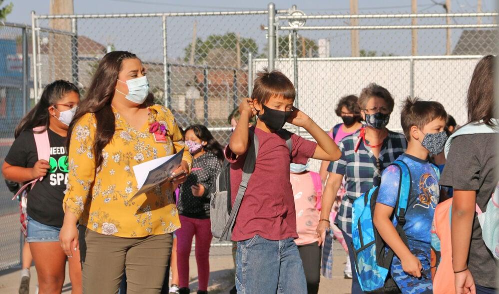 Teachers persevere through pandemic