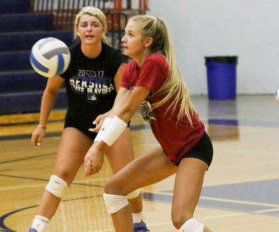 West aiming to maintain success in all-star volleyball match