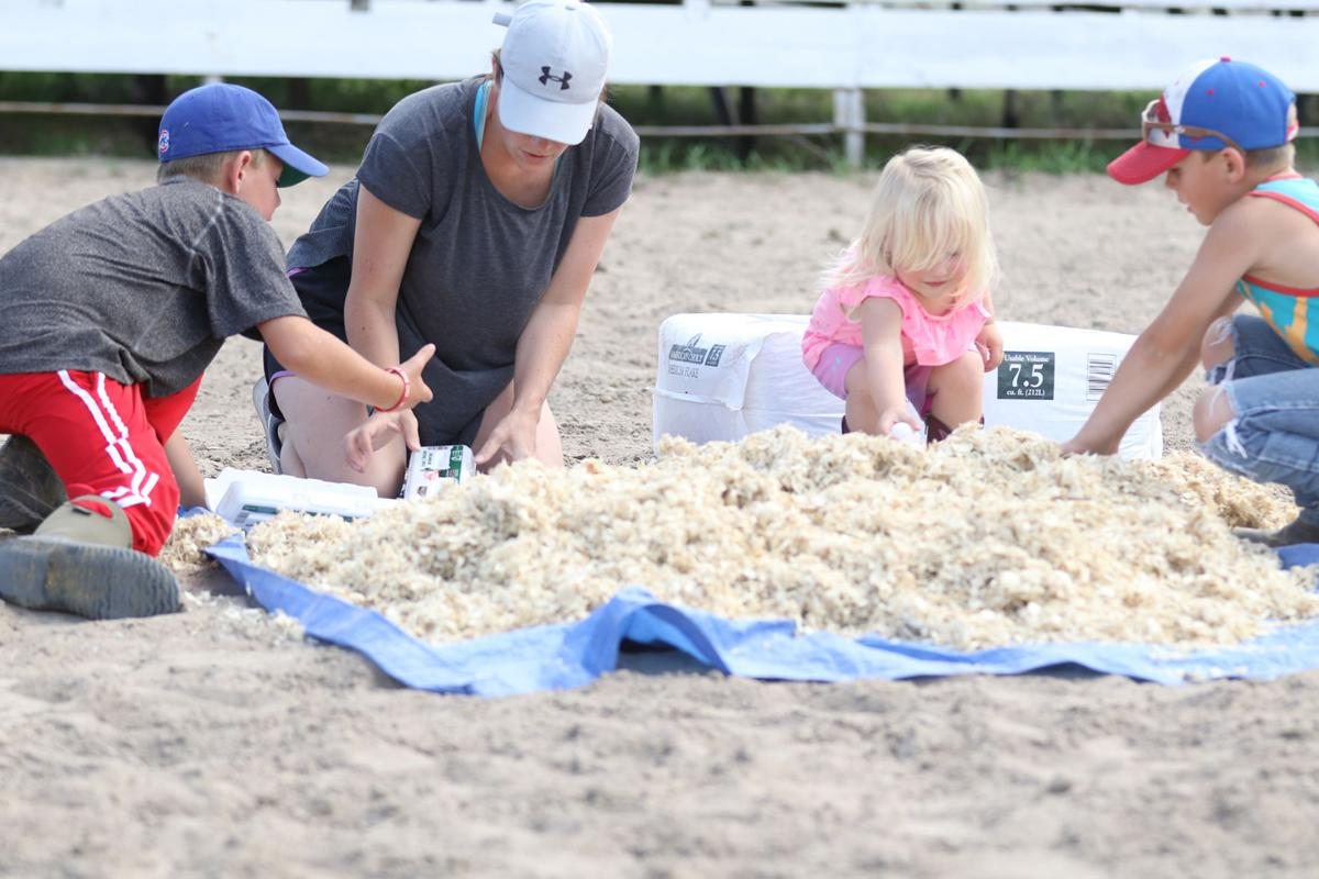 PHOTOS: People watching at the Morrill County Fair