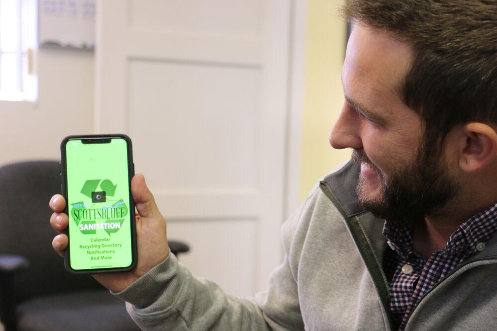 Sanitation app helps navigate city services