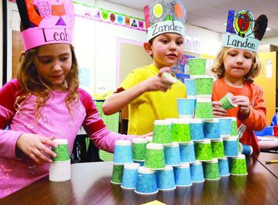 Geil Elementary celebrates 100 days of school