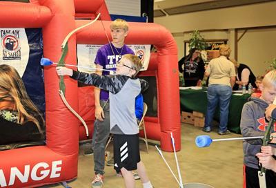 Kids enjoy a day of fun at KidzExplore