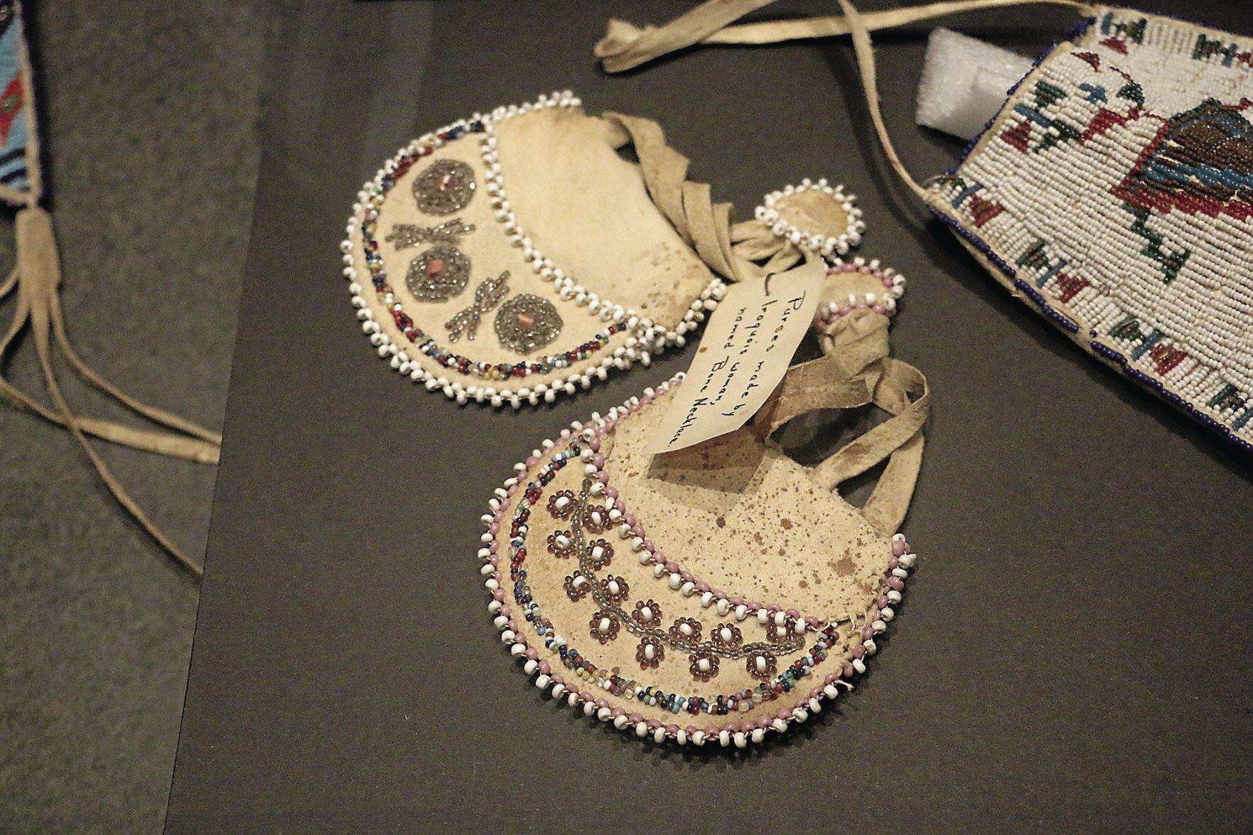 PHOTOS Agate Fossil Beds Exhibit Exhibit features