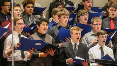Area students participate in UNK Music Clinic