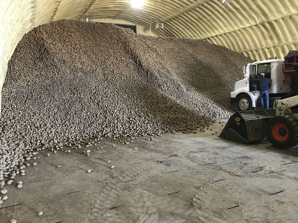 Western Potatoes grows spuds for Frito-Lay