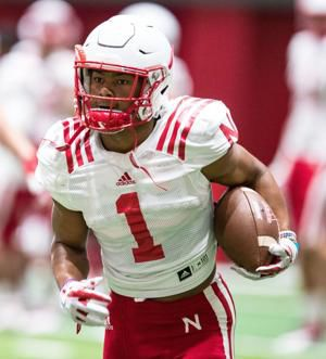 Husker notes: Four-star recruit Wan'Dale Robinson meeting expectations in camp