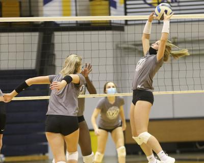 17th-ranked Cougar volleyball team hosts 2-day Crossover Tournament