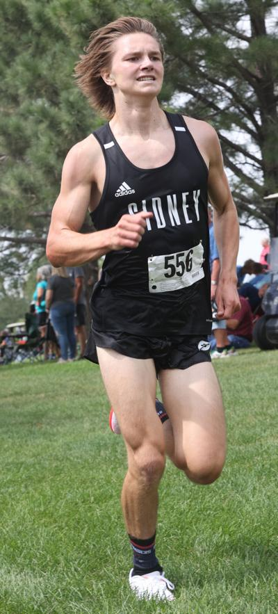 Sidney teams sweep Chadron cross country titles