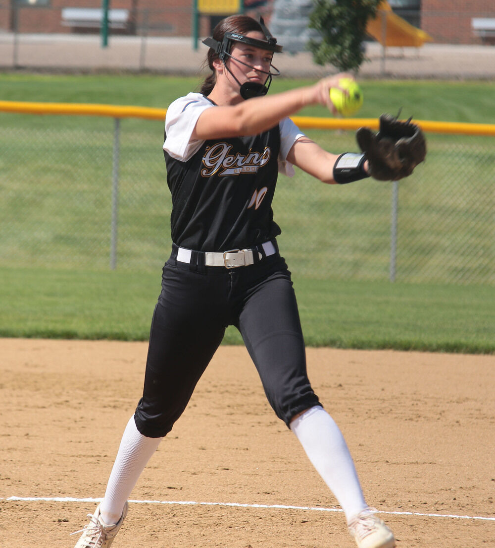 Gering softball finished undefeated on last day of invite