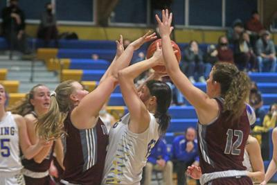 Second-half rally give Gering Girls 65-55 win over Trailblazers