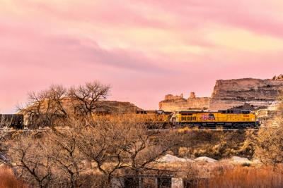 Union Pacific lays off 30 people
