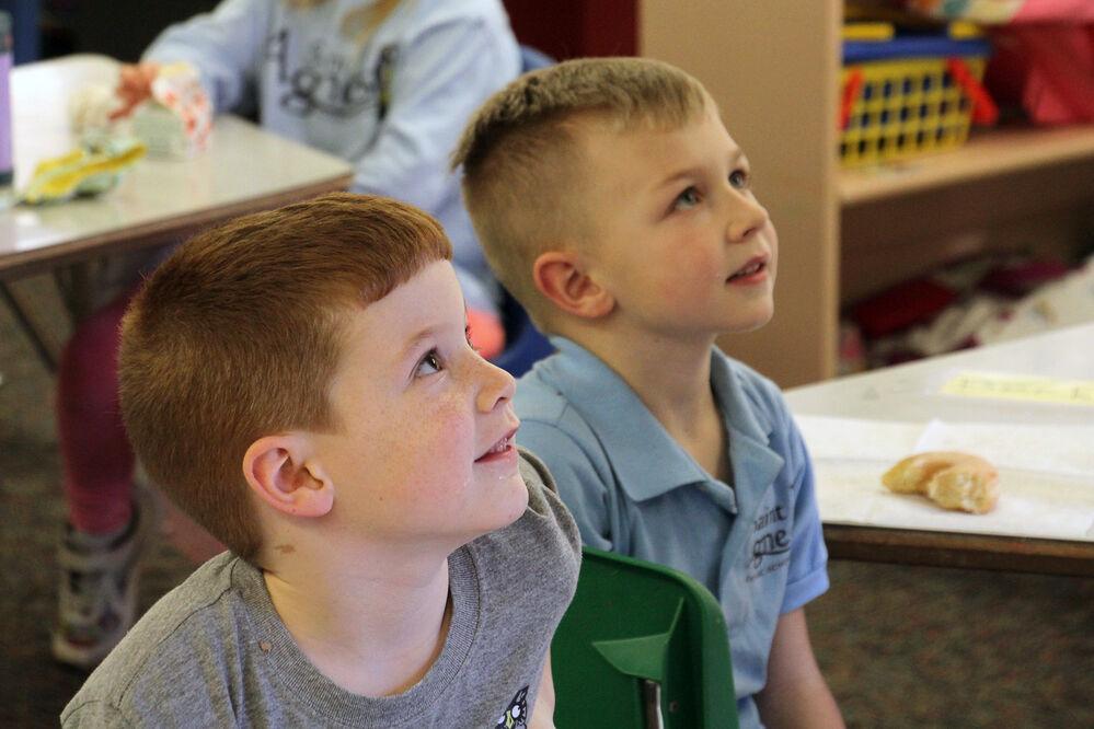 St. Agnes celebrates Catholic Schools Week
