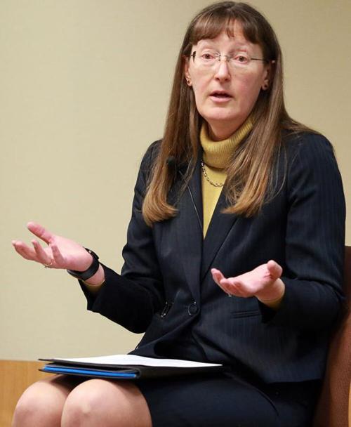 WNCC's board accepts president Carmen Simone's resignation