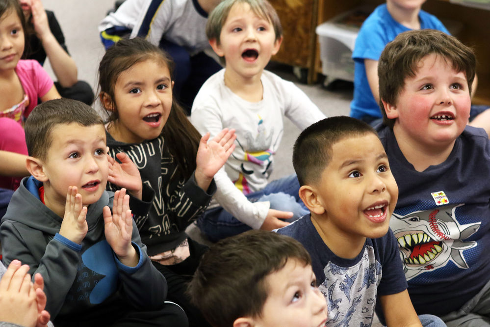 Lied Scottsbluff Public Library program encourages kindergarteners to read