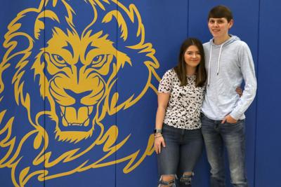 Two Morrill High School students will walk high school graduation with associates degree in hand