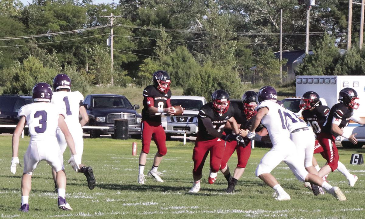 Bobcats Fall to Burwell