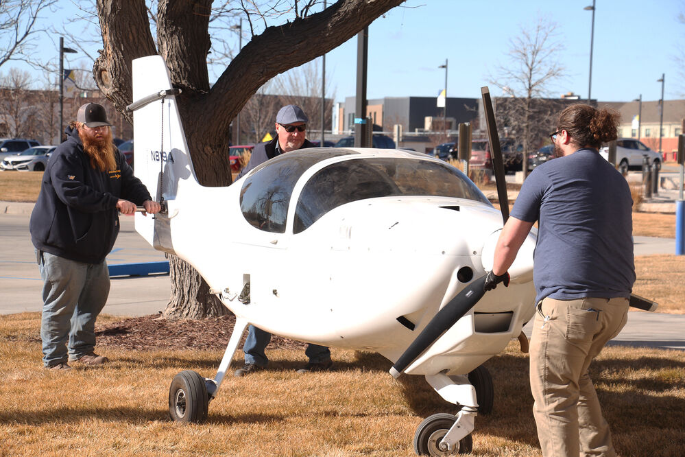 WNCC theater, aviation company partner for next performance