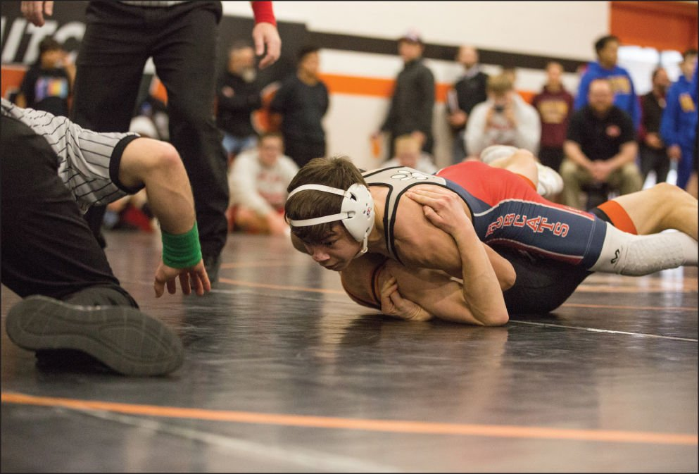 Week 6 of Competition – Mitchell Invite