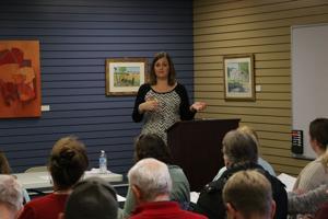 Over 35 attend Goshen County grant workshop