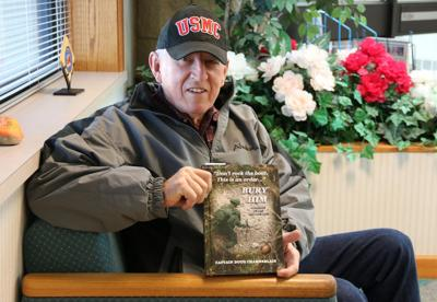 Honoring Our Veterans: Retired Marine still remembers lost soldier, writes book
