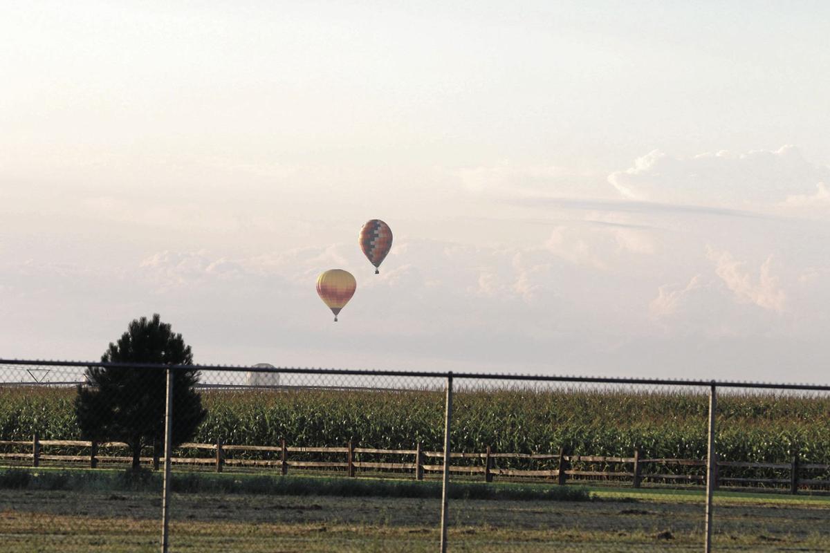 PHOTOS: U.S. National Hot Air Balloon Championship Wednesday tasks