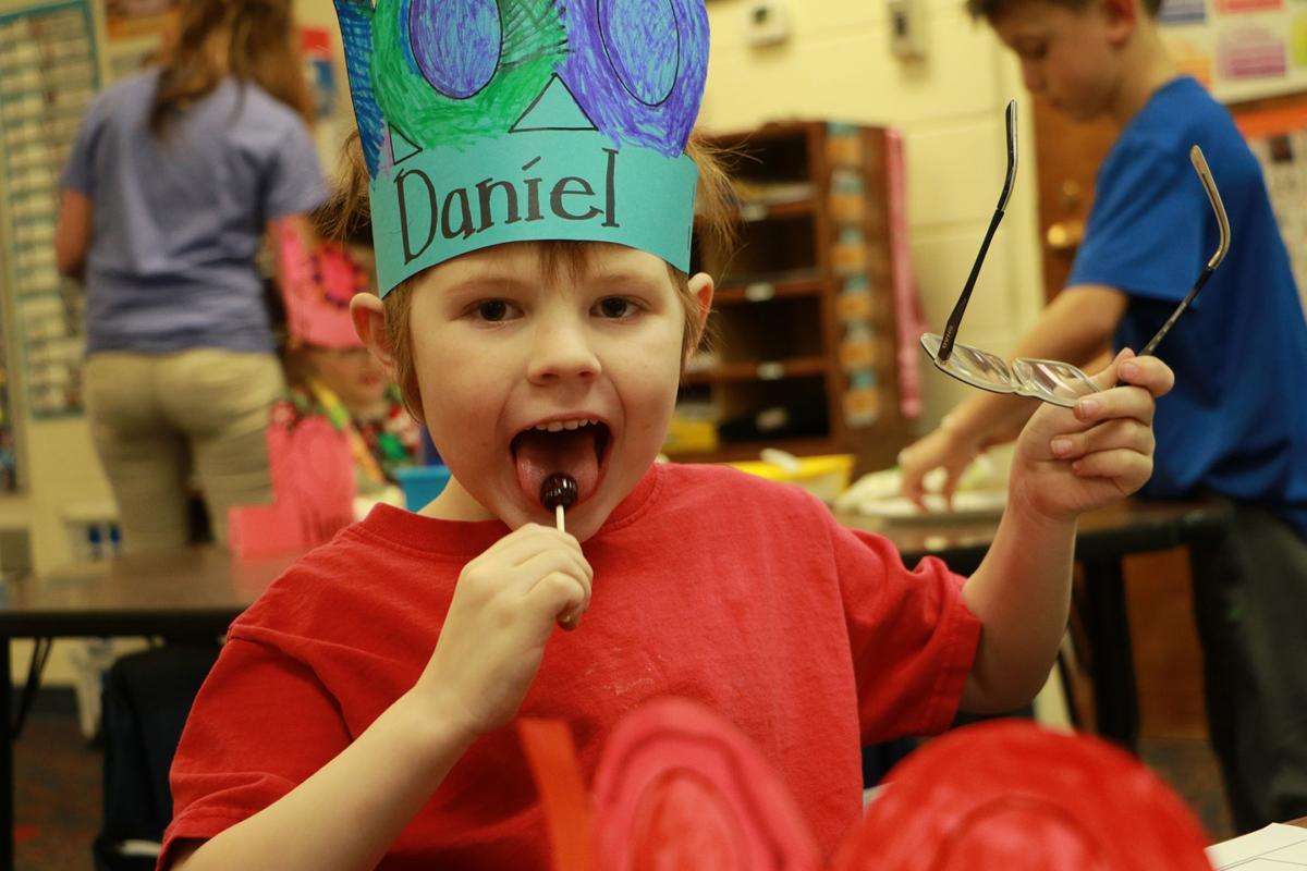 PHOTOS: Geil 100th Day of School 2-19