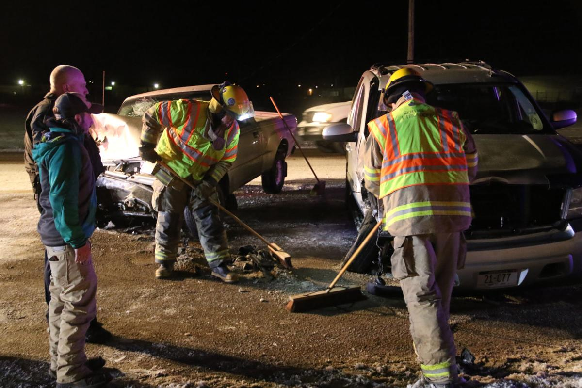 PHOTOS: Car Crash 2-8-19