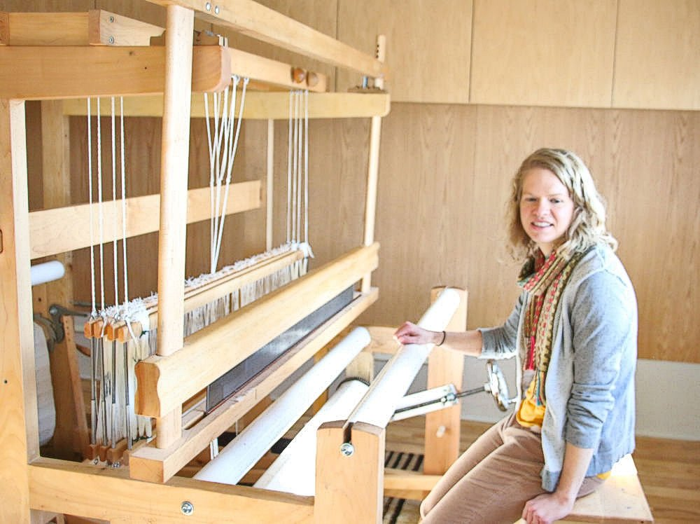 Brown Sheep Company reopens former Haig School for fiber arts